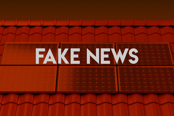 fake news boato energia solar